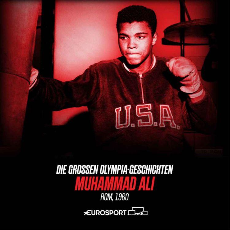 cover art for #10 Ali - wie die Box-Legende Olympia prägte