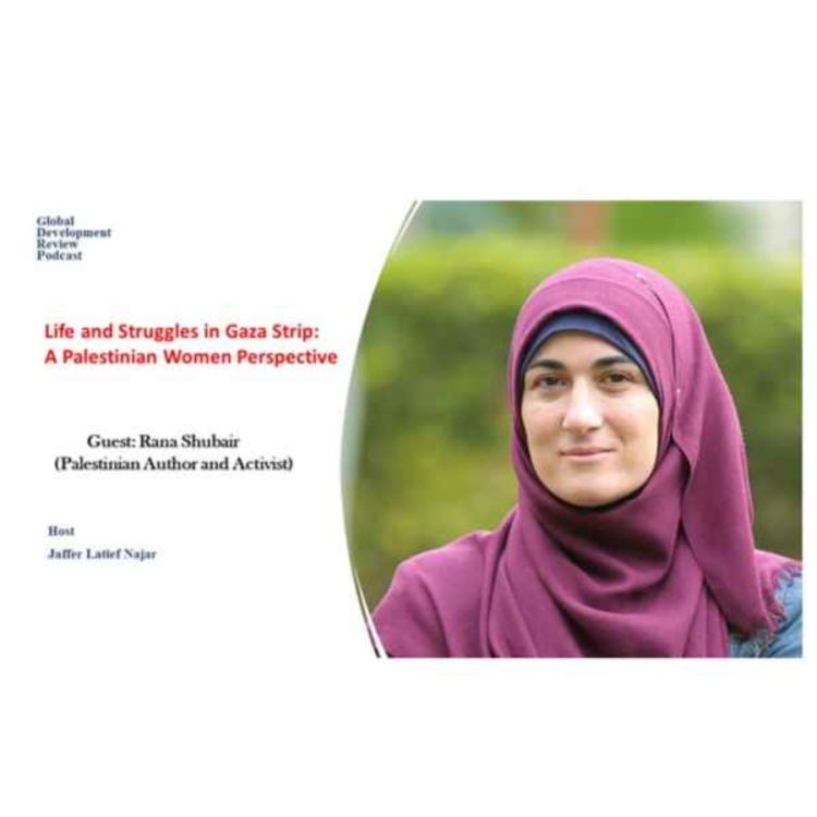 cover art for Life and Struggles in Gaza: A Palestinian Women's perspective