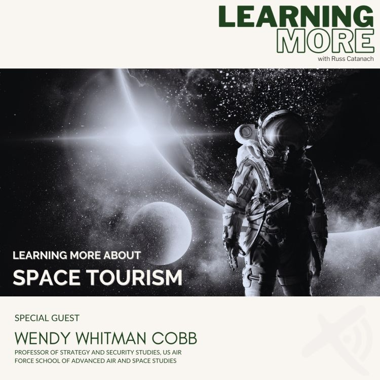 cover art for Space Tourism