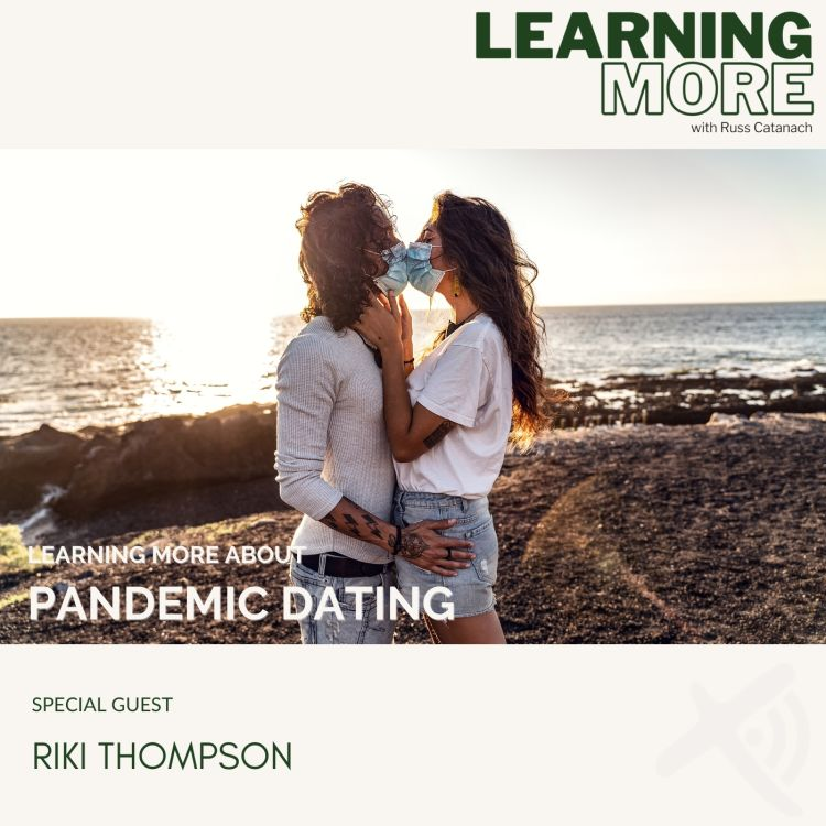 cover art for Pandemic Dating & Online Dating