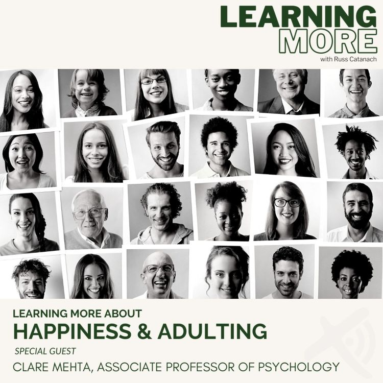 cover art for Happiness & Adulting