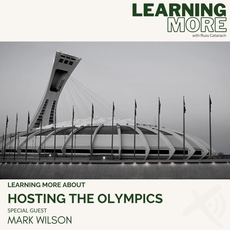 cover art for Hosting the Olympics