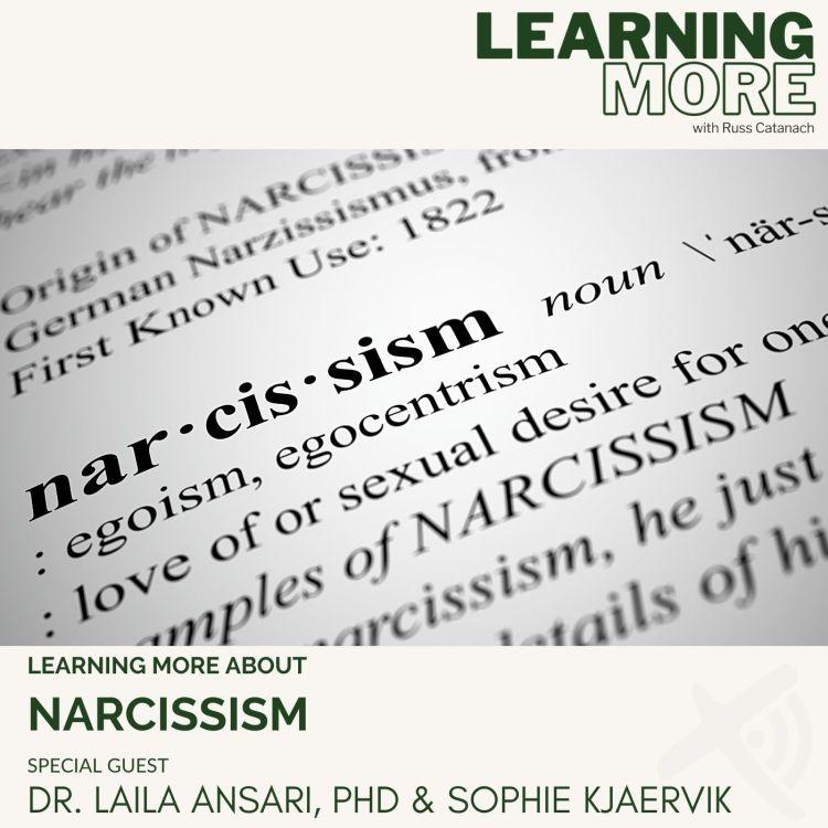 cover art for Narcissism