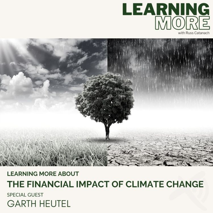 cover art for The Financial Impact of Climate Change