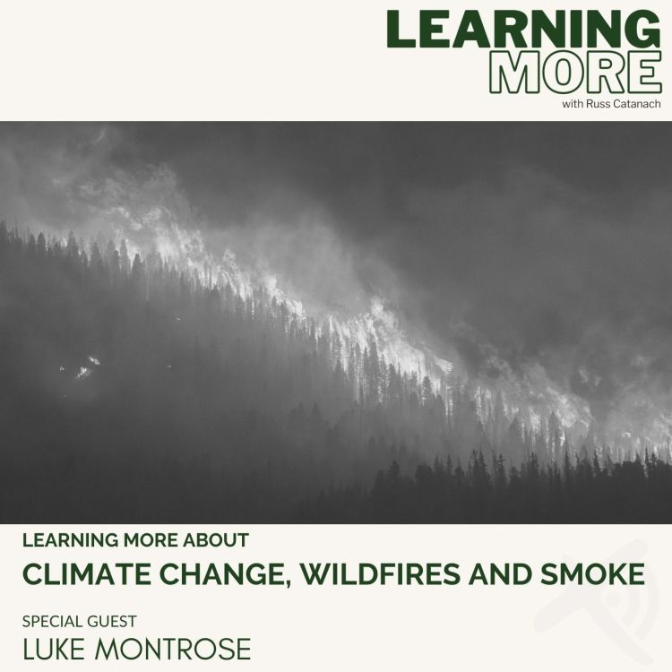 cover art for Climate Change, Wildfires and Smoke