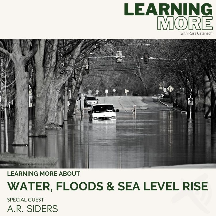 cover art for Water, Floods & Sea Level Rise