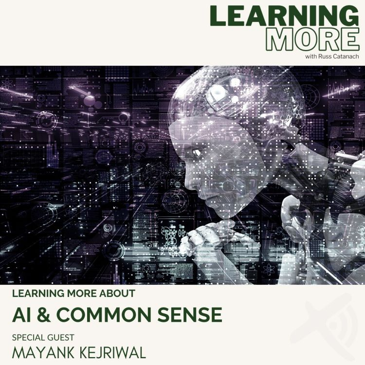 cover art for AI & Common Sense