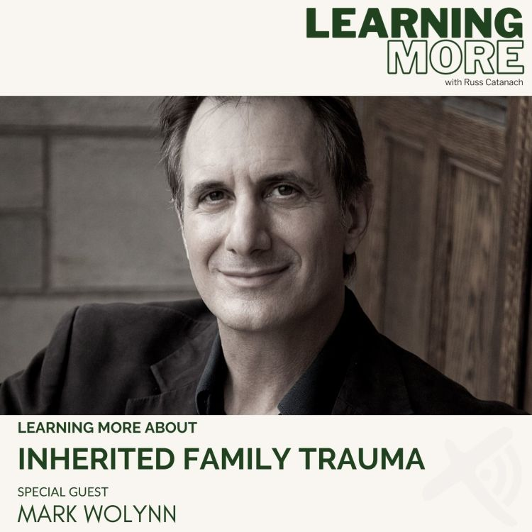 cover art for Inherited Family Trauma