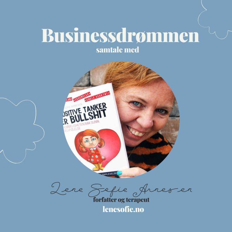 cover art for Å ta en suksessfull terapeutbusiness online - og nå nye høyder med terapeut Lene Sofie Arnesen