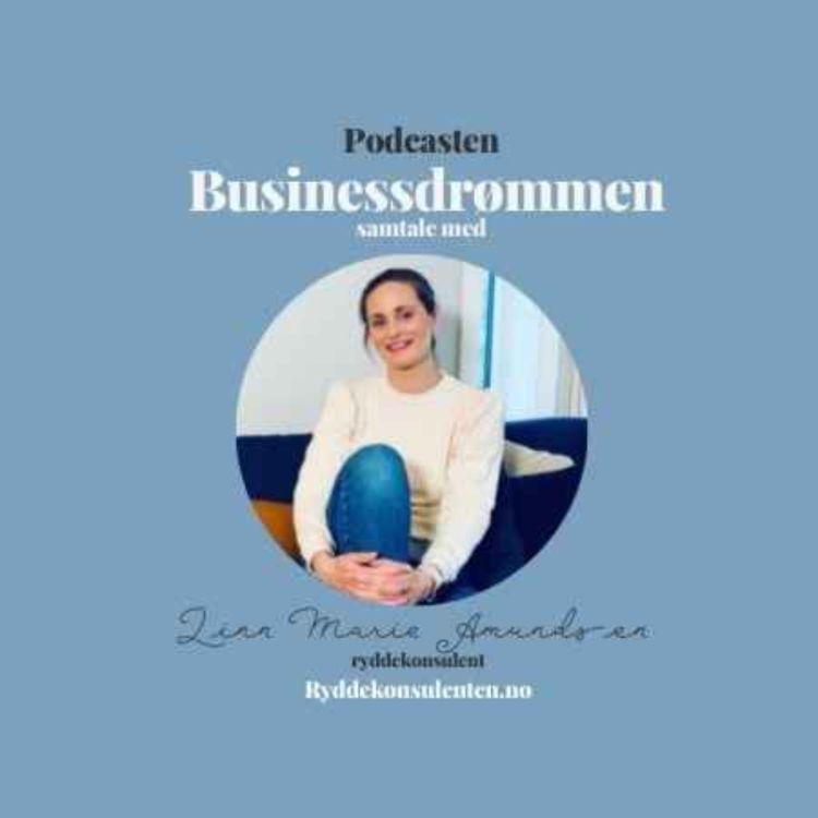 cover art for Fra 1 til 1 til onlinekurs med ryddekonsulent Linn Marie Amundsen