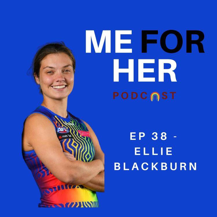 cover art for Ep 38 - Ellie Blackburn
