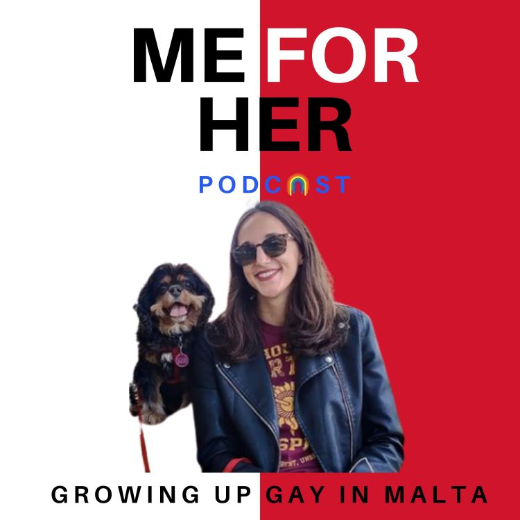 cover art for Ep 27 - Growing Up Gay in Malta (ft. Martha Gatt)