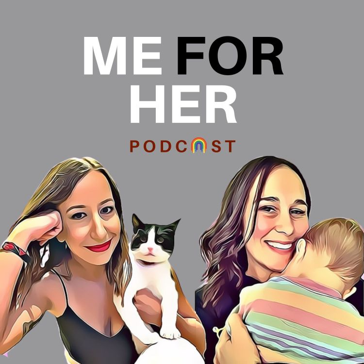 cover art for Ep 12 - Our Relationships with Food (Now & Then)