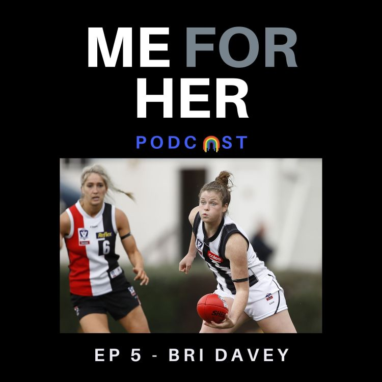 cover art for Ep 5 - Bri Davey