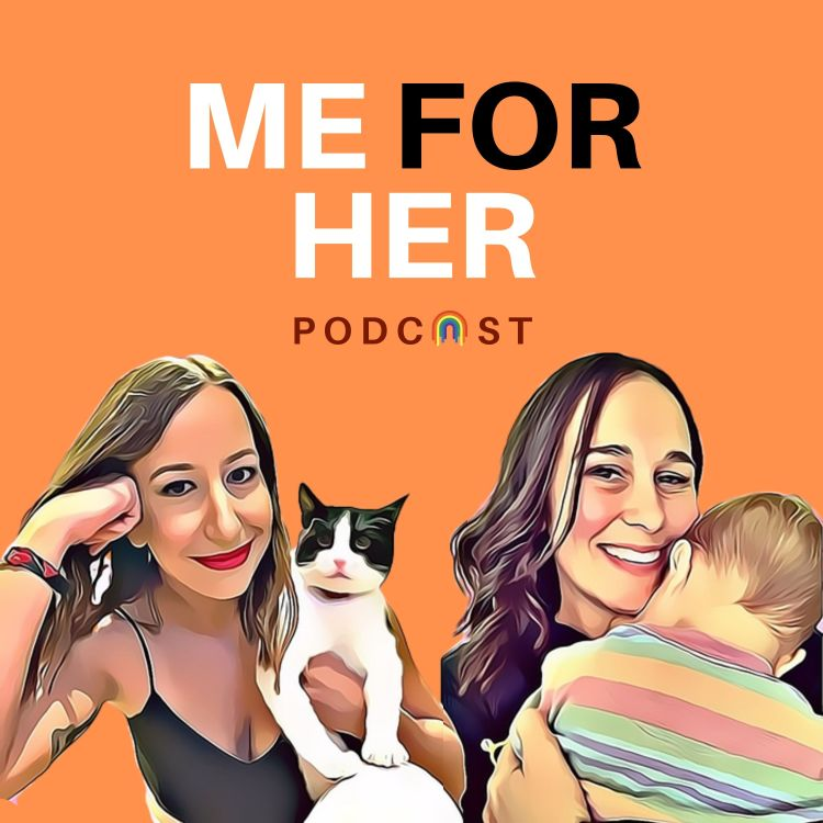 cover art for Ep 01 - Intro: We're Here, We're Queer