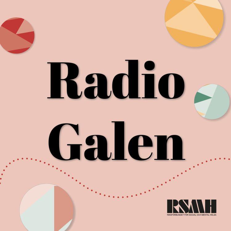 cover art for Radio Galen får ministerbesök