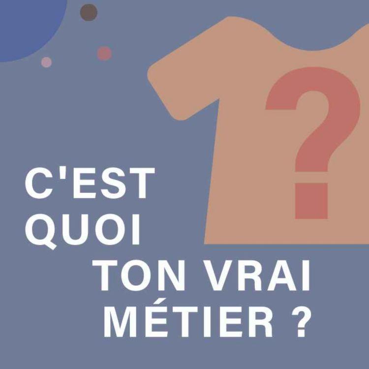 cover art for Alain, c'est quoi ton vrai métier ?
