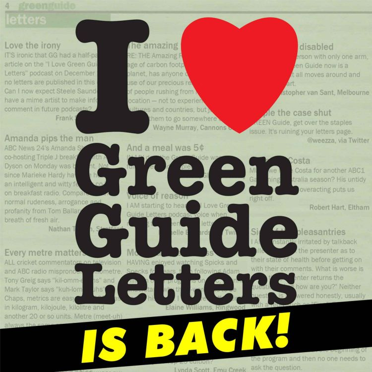cover art for Ep 098 : James Fosdike & Bart Freebairn love the 14/11/13 Letters - CLASSIC CLIP