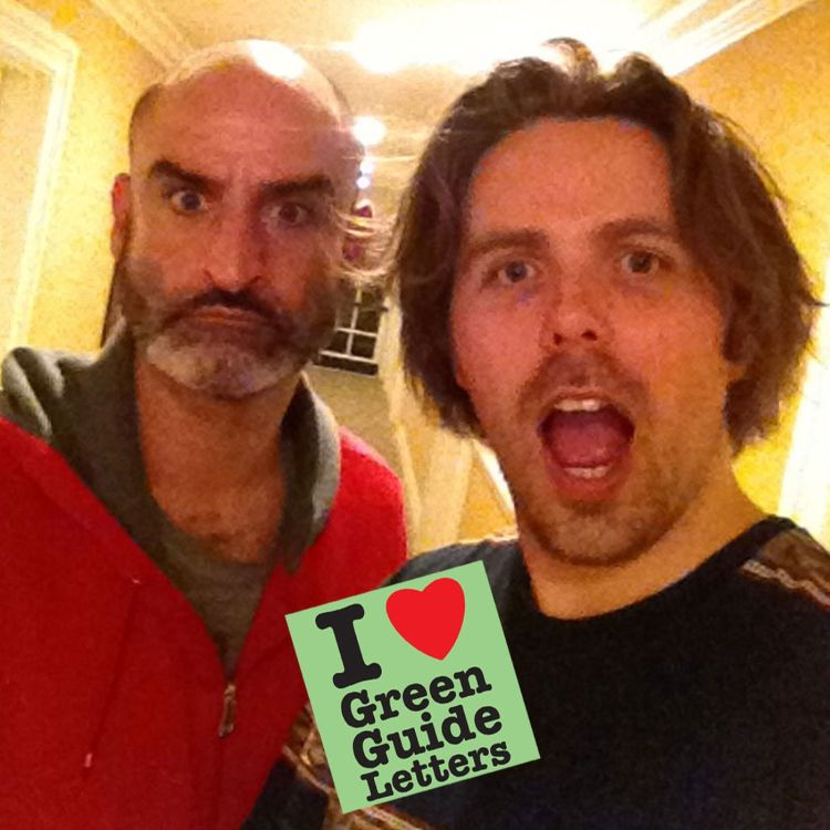 cover art for A little tribute to Brody : Ep 050 : Brody Stevens chats & loves the 29/11/12 Letters