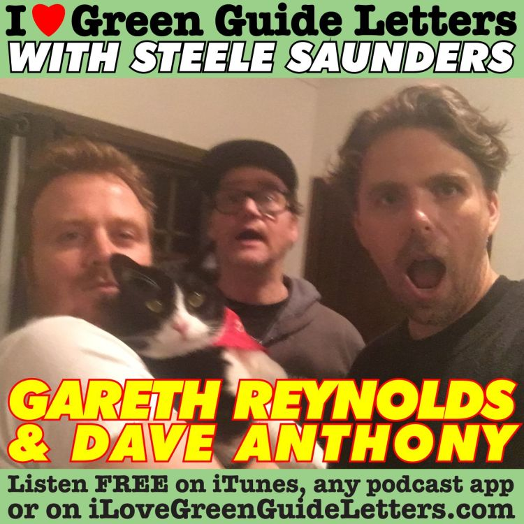 cover art for Ep 265 : Gareth Reynolds & Dave Anthony Love The 16/11/17 Letters