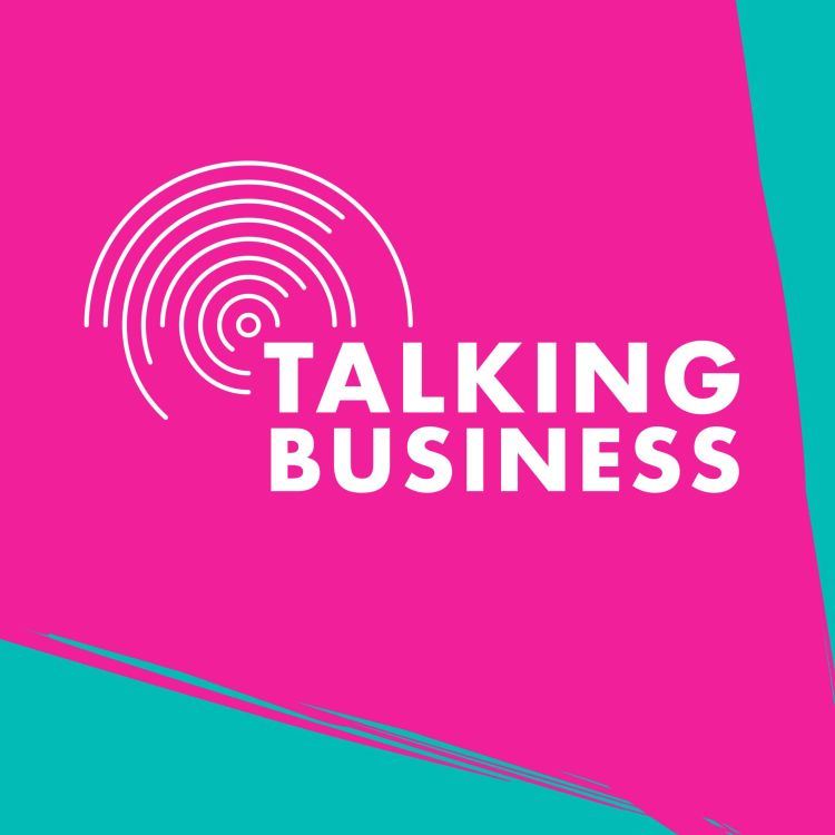 cover art for Talking Business#27