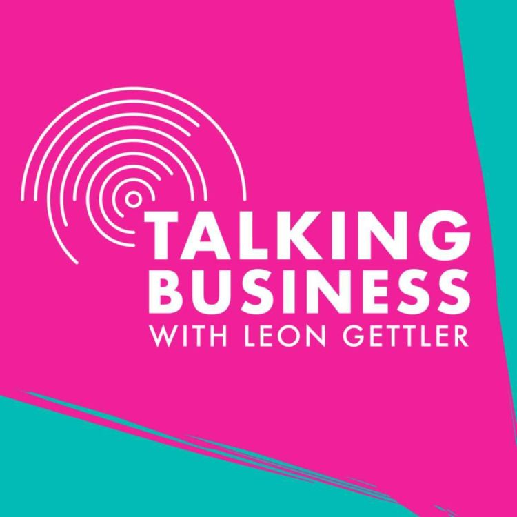 cover art for Talking Business with Leon Gettler #33 Interview with CreditorWatch's CTO Joseph Vartuli