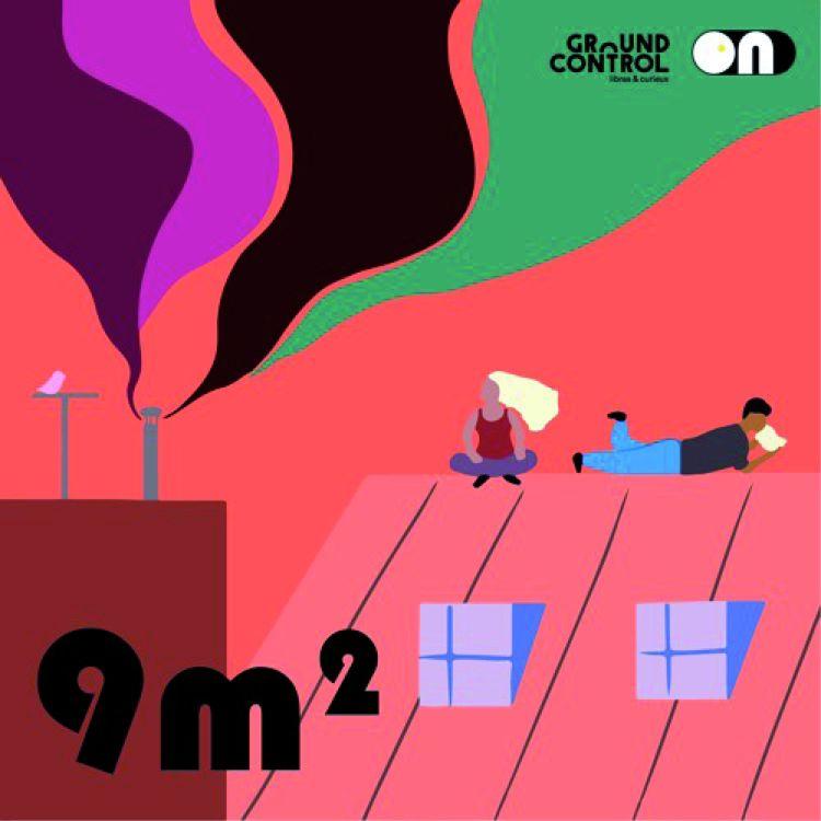 cover art for Être étudiant·e pendant la crise du CO-VID 19