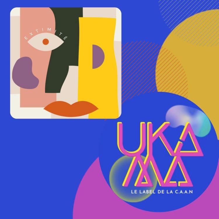 cover art for Hors-série. UKAMA, le lancement du label par et pour les artistes afrodescendant.e.s
