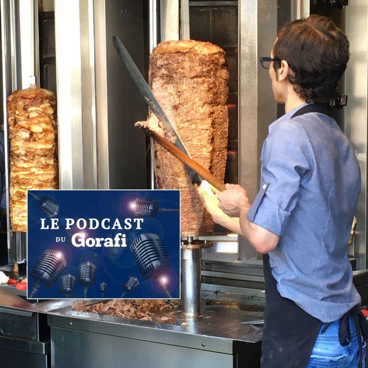 cover art for Il se sent trahi en entendant le patron du Kebab appeler un autre client « chef »