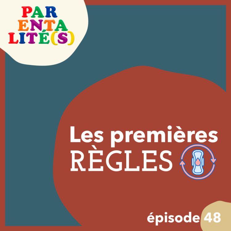 cover art for Les premières règles