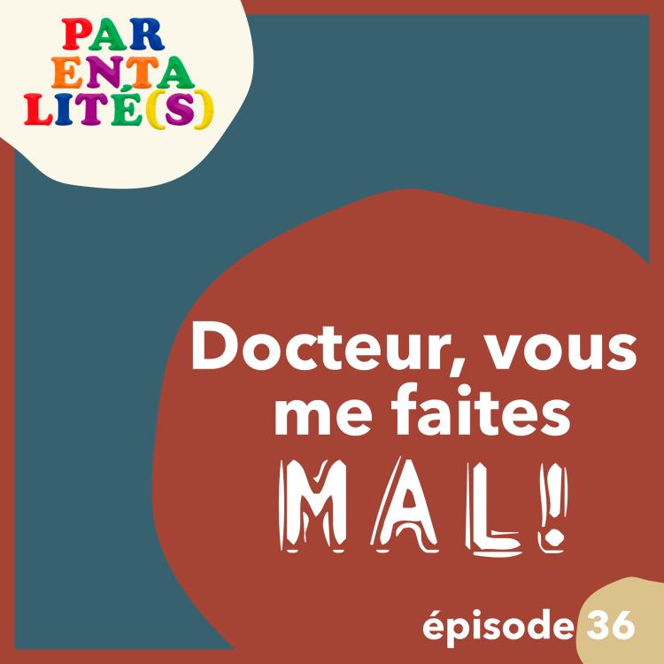 cover art for Docteur, vous me faites mal !