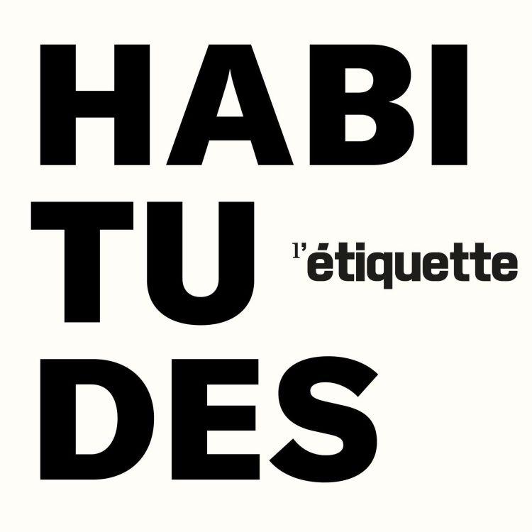 cover art for HABITUDES #38 : La Femme