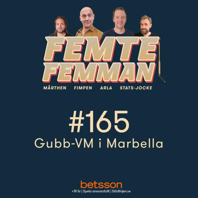 cover art for Gubb-VM i Marbella