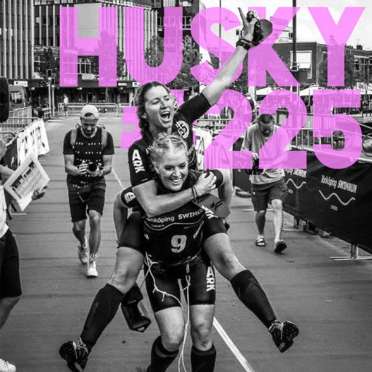 cover art for Swimrunlaget som visar att 1 plus 1 blir 3, Helen Wikmar och Isabella Hedberg, #225