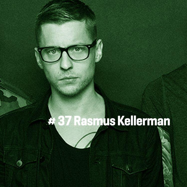 cover art for # 37 Rasmus Kellerman