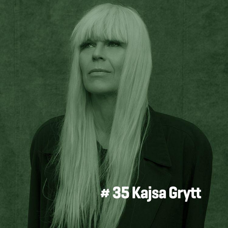 cover art for # 35 Kajsa Grytt