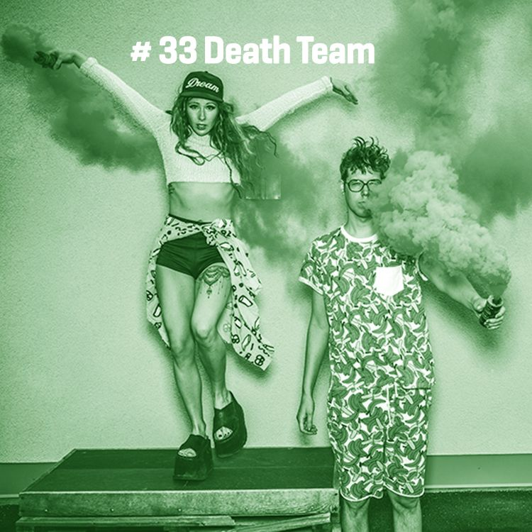 cover art for # 33 Death Team