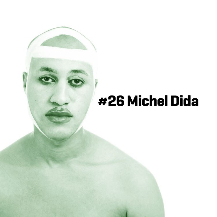 cover art for #26 Michel Dida