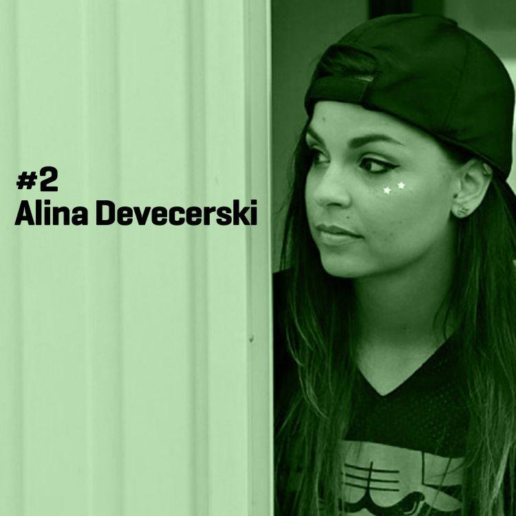 cover art for #2 Alina Devecerski