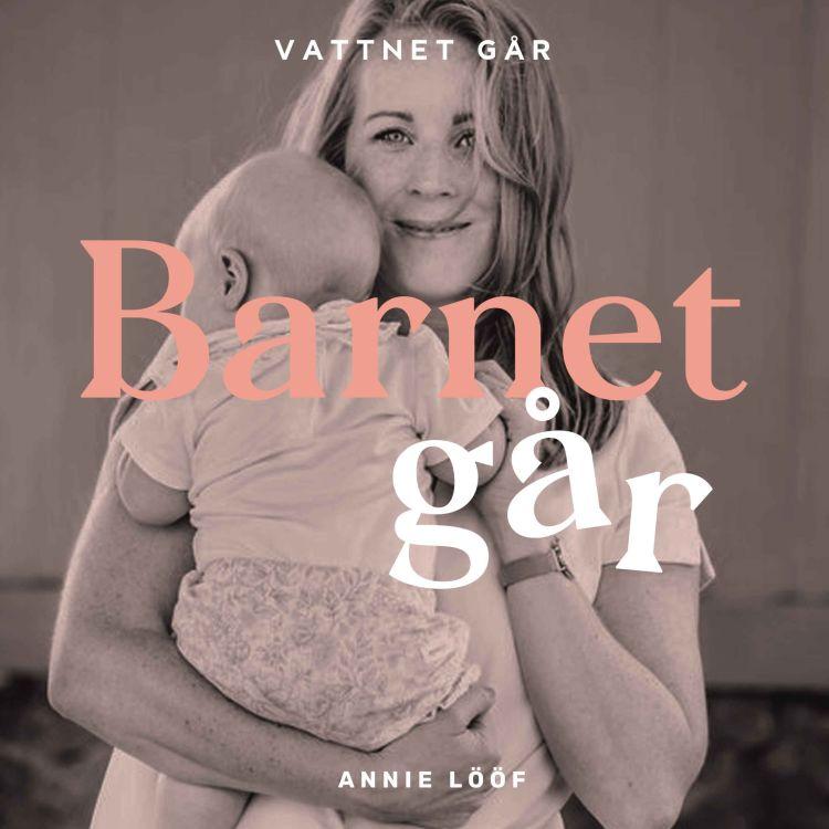 "cover art for 346. BG Annie Lööf ""Inte bara mamma, utan även partiledare"""""