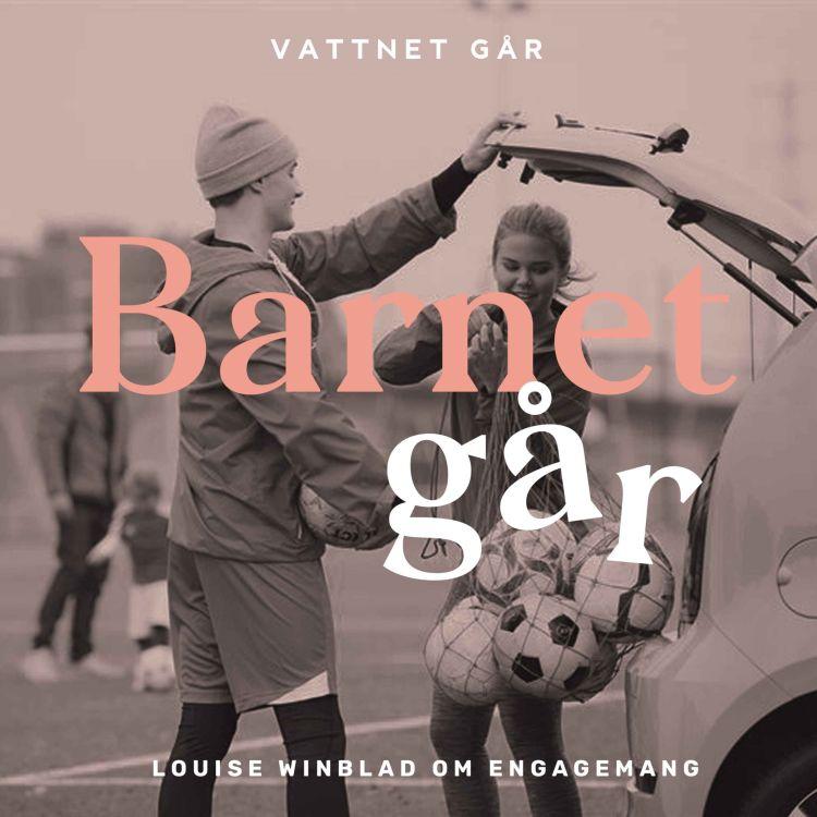 """cover art for 348. BG: Louise Winblad 'Hej Hej Vardag' - """"Det eviga engagemangs-spöket"""""""