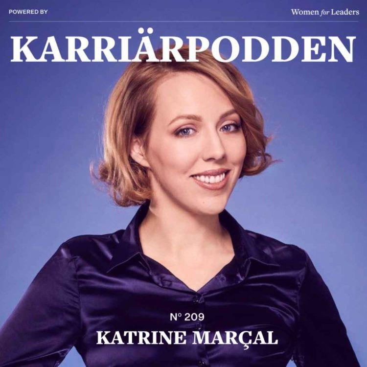 cover art for #209 Katrine Marçal - journalist och författare