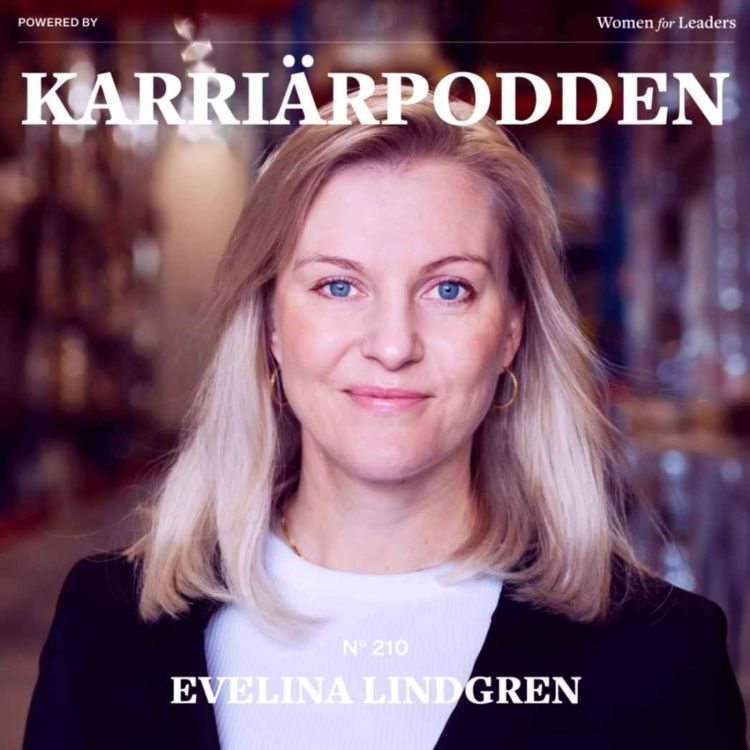 cover art for #210 Evelina Lindgren - VD aPak