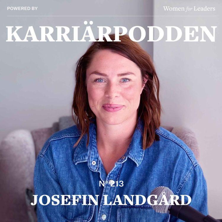 cover art for #213 Josefin Landgård - VD MANTLE