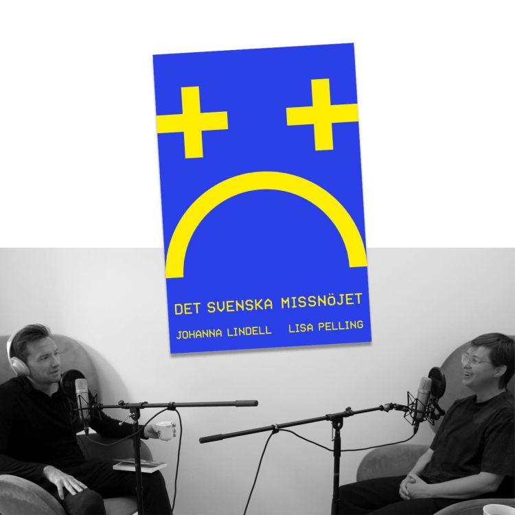 cover art for #230 Det svenska missnöjet med Lisa Pelling