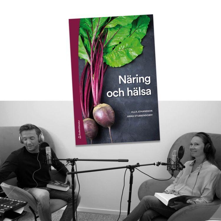 cover art for #239 Näring och hälsa med Anna Stubbendorff