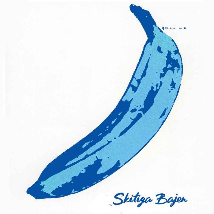 cover art for Skitiga bajen