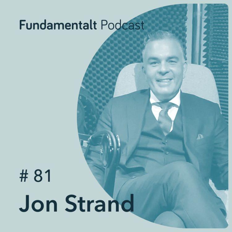 cover art for 81 - Jon Strand