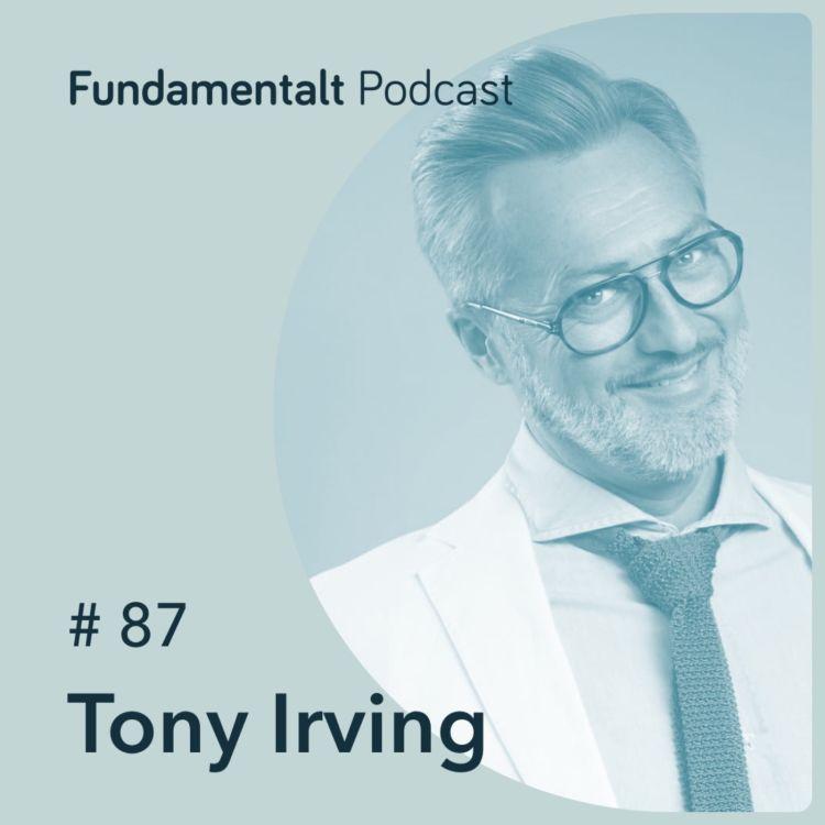 cover art for 87 - Tony Irving