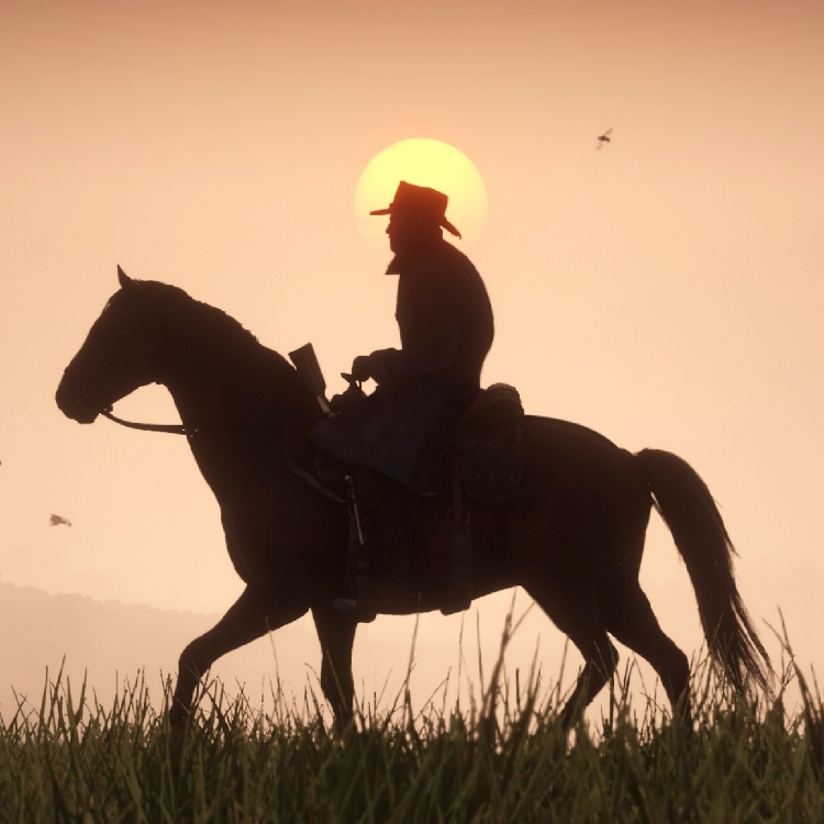 cover art for #92 Red Dead Redemption 2